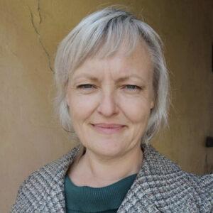 Christina Reyn Andersen, (nu udgivet) forfatter af Lysere Dage